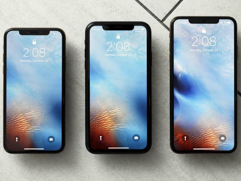 iPhones - Foto: Richard Drew/AP
