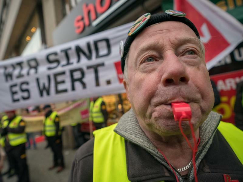 Protest - Foto: Michael Kappeler