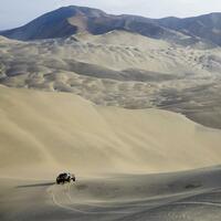 Rallye Dakar - Foto: Ricardo Mazalan/AP
