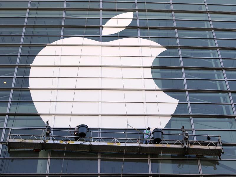 Apple - Foto: Christoph Dernbach