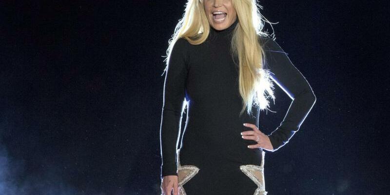 Britney Spears - Foto: Steve Marcus/Las Vegas Sun