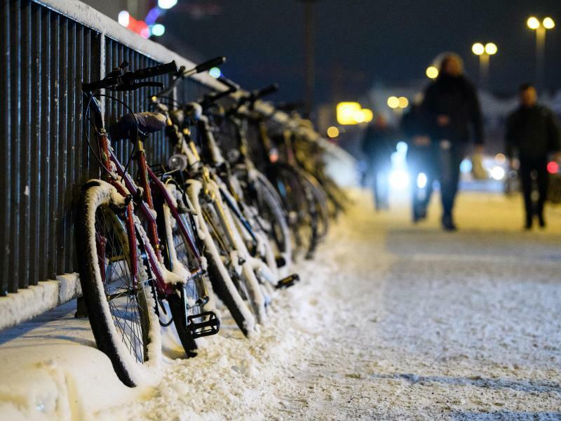 Winter in München - Foto: Matthias Balk