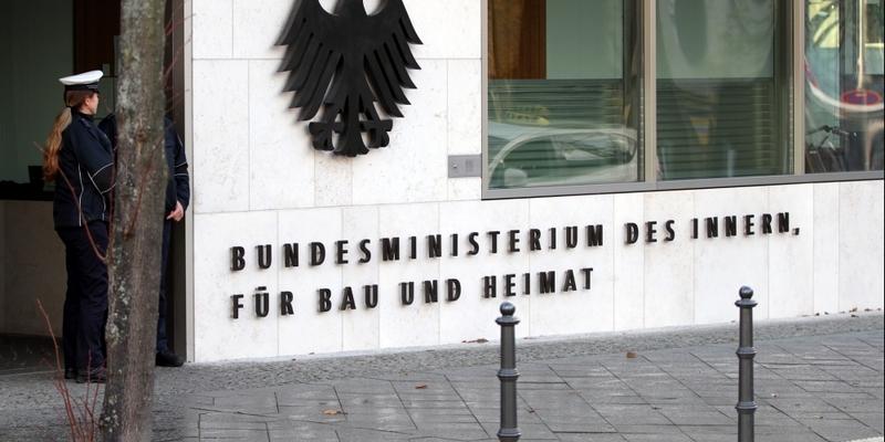 Bundesinnenministerium - Foto: über dts Nachrichtenagentur