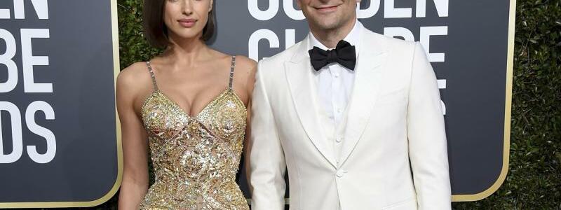 Golden Globes - Cooper & Shayk - Foto: Jordan Strauss/Invision/AP