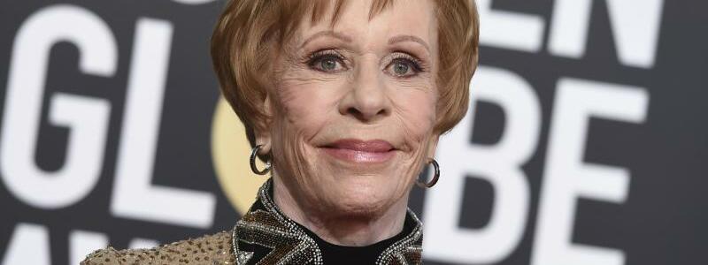Golden Globes - Carol Burnett - Foto: Jordan Strauss/Invision/AP