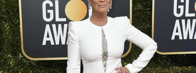 Golden Globes - Jamie Lee Curtis - Foto: Jordan Strauss/Invision/AP
