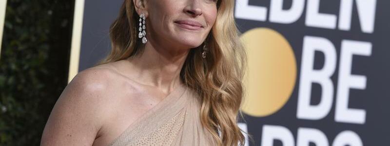 Golden Globes - Julia Roberts - Foto: Jordan Strauss/Invision/AP