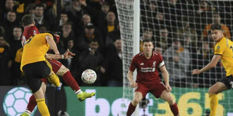 Wolverhampton Wanderers - FC Liverpool - Foto: Rui Vieira/AP