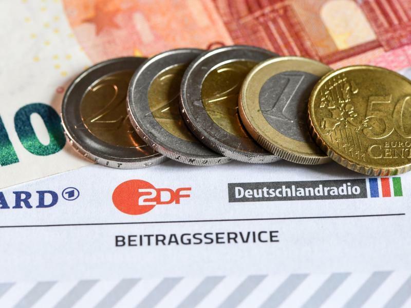 Rundfunkbeitrag - Foto: 17,50 Euro - diese Summe wird derzeit pro Monat als Rundfunktbeitrag für jede Wohnung erhoben. Foto:Jens Kalaene