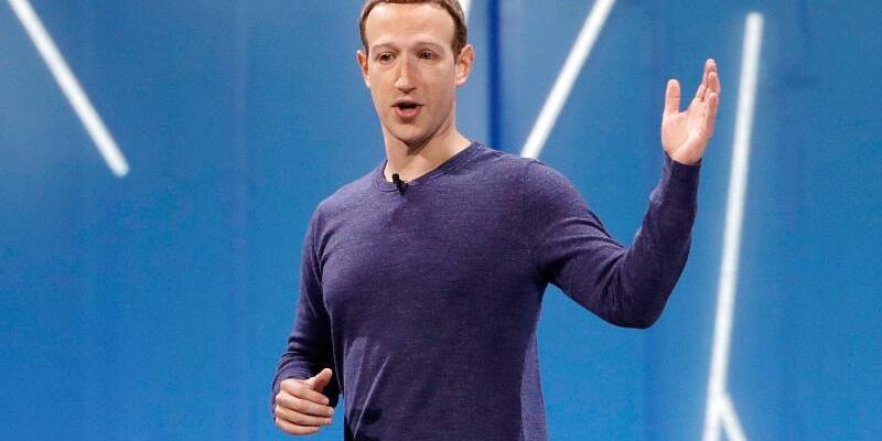 Mark Zuckerberg - Foto: Marcio Jose Sanchez/AP