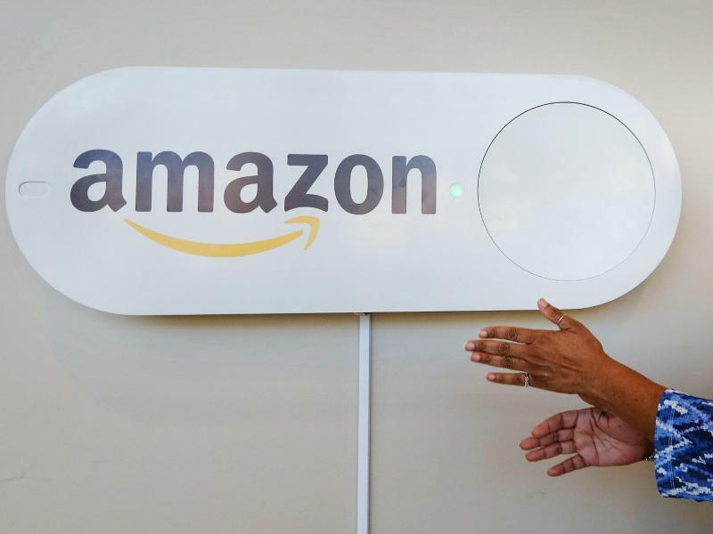 Amazons «Dash-Button» - Foto: Brynn Anderson/AP