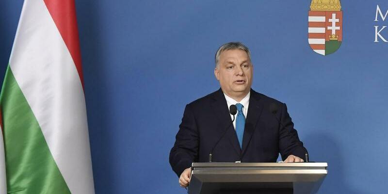 Viktor Orban - Foto: Szilard Koszticsak/MTI/AP