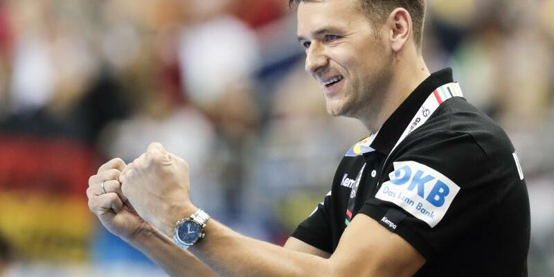 Bundestrainer - Foto: Michael Kappeler