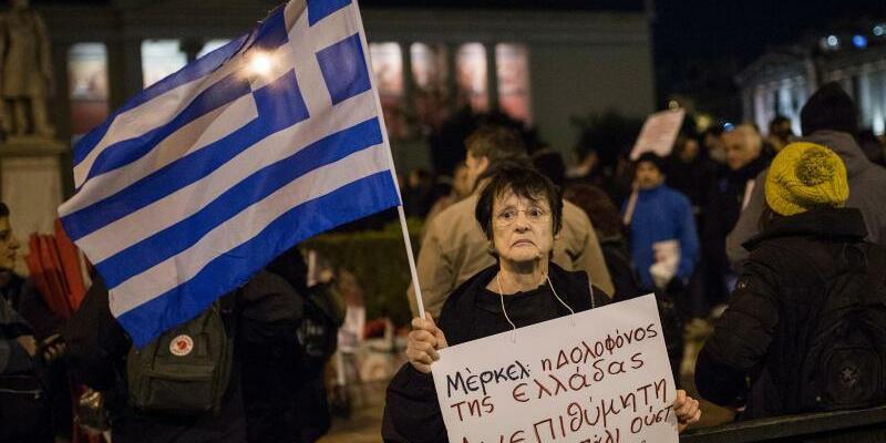 Proteste - Foto: Socrates Baltagiannis