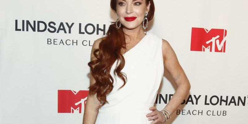 Lindsay Lohan - Foto: Andy Kropa/Invision