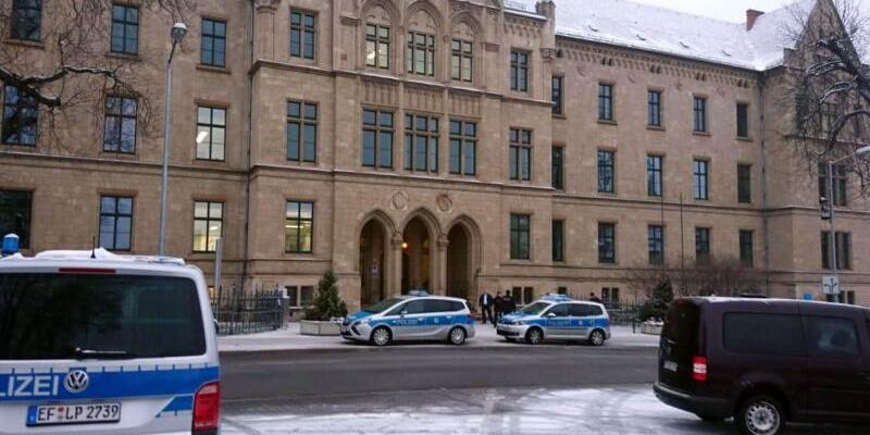 Landgericht Erfurt - Foto: WichmannTV