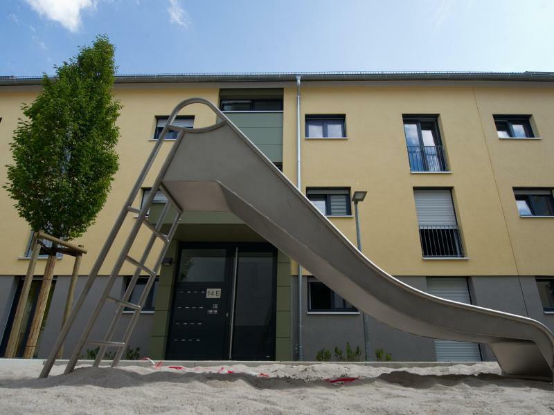 Sozialwohnungen - Foto: Marijan Murat