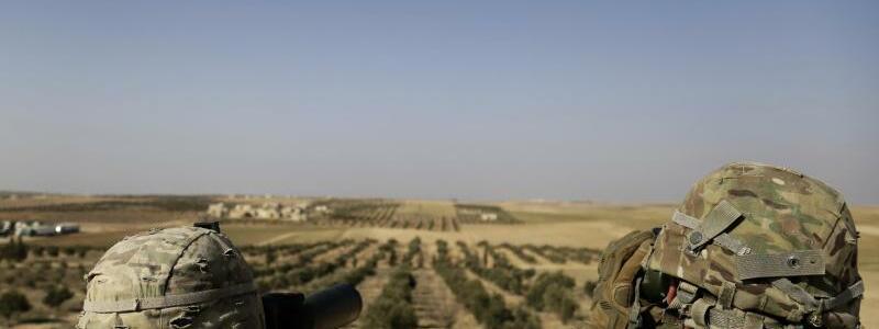 US-Militär in Syrien - Foto: Susannah George/AP
