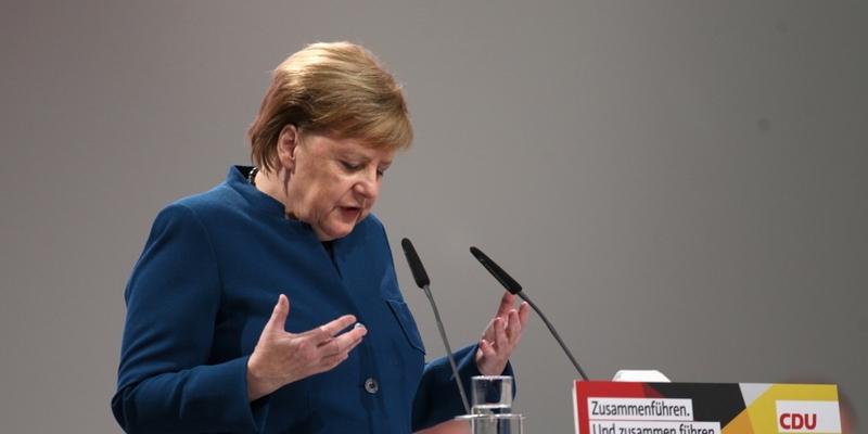 Angela Merkel am 07.12.2018 - Foto: über dts Nachrichtenagentur