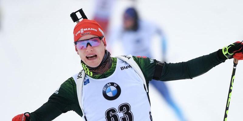 Skijäger - Foto: Hendrik Schmidt