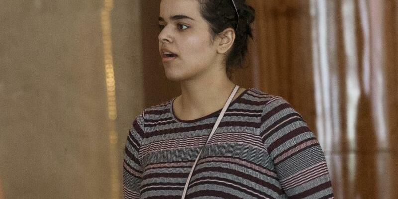 Rahaf Mohammed el-Kunun - Foto: Sakchai Lalit/AP