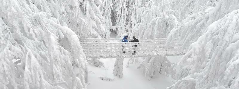 Winter in Tschechien - Foto: Jaroslav O?ana/CTK