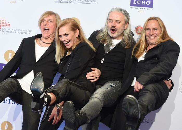 Zwölf Jahre Lang War Anna Loos Die Stimme Der Berliner Band Silly
