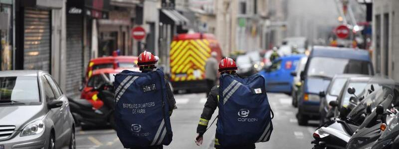 Explosion in Paris - Foto: Chen Yichen/XinHua