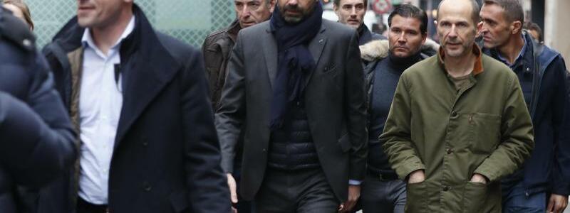 Premierminister - Foto: Thibault Camus/AP