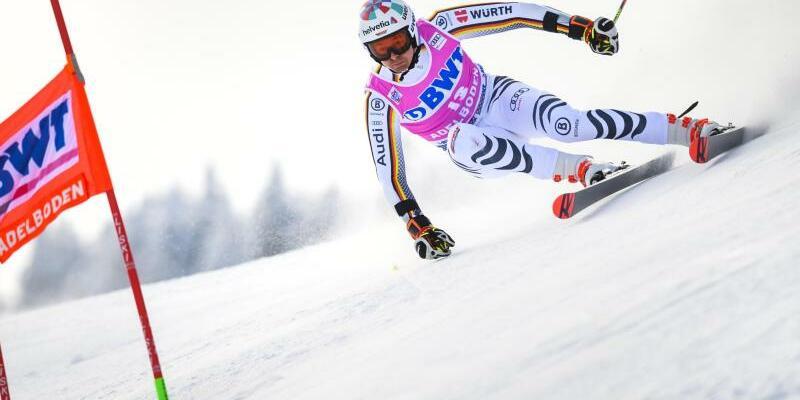 Stefan Luitz - Foto: Jean-Christophe Bott/KEYSTONE