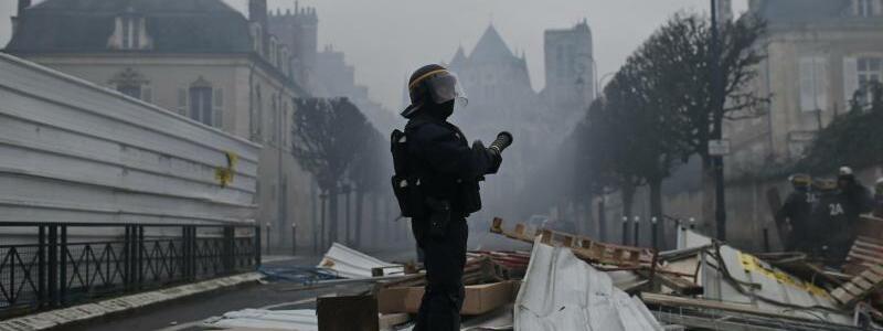 In Trümmern - Foto: Rafael Yaghobzadeh/AP