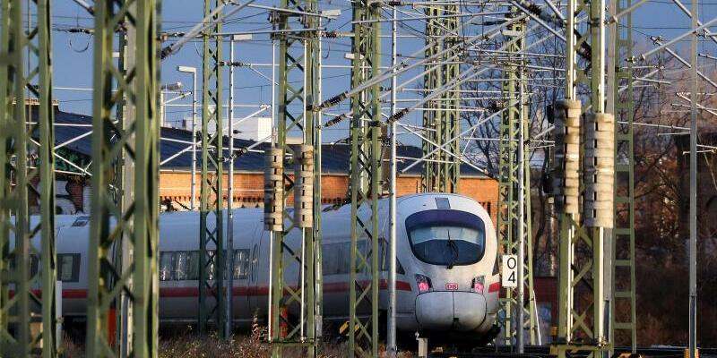 ICE der Deutschen Bahn - Foto: Jan Woitas