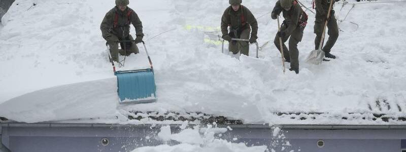 Winter-Einsatz in Österreich - Foto: Gunter Pusch/Bundesheer