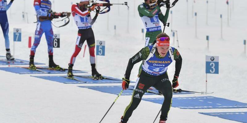 Biathlon Weltcup Oberhof - Foto: Kerstin Joensson/AP