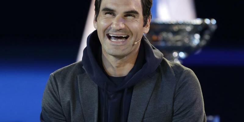 Titelverteidiger - Foto: Roger Federer geht mit Vorfreude und Respekt in die Australian Open. Foto:Mark Baker/AP