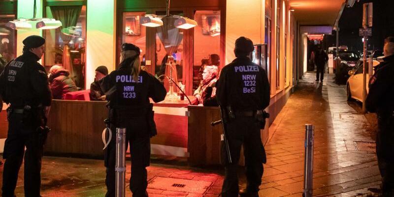 Einsatz in Bochum - Foto: Bernd Thissen