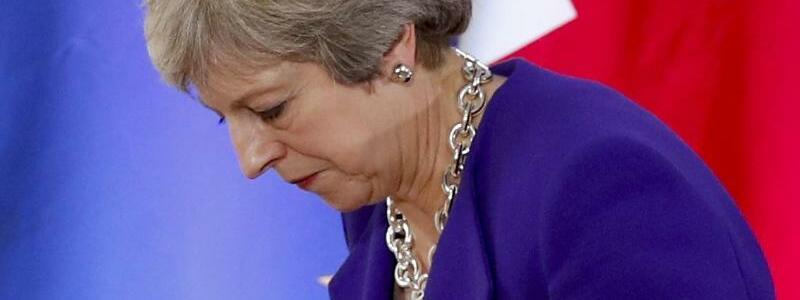 Theresa May - Foto: Alastair Grant/AP/Archiv