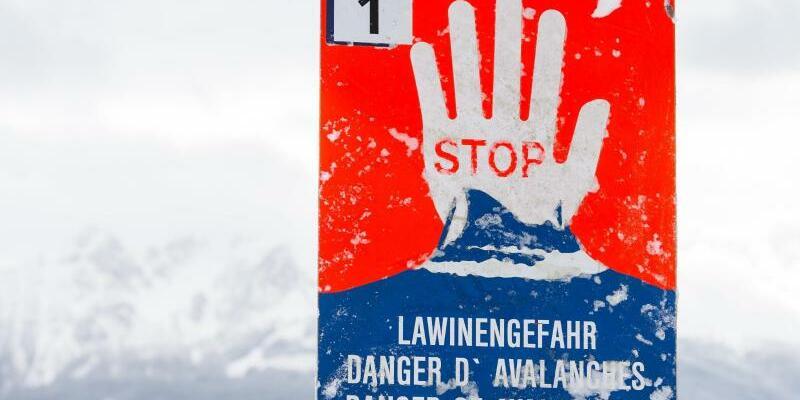 Lawinengefahr in Österreich - Foto: Jakob Gruber/APA