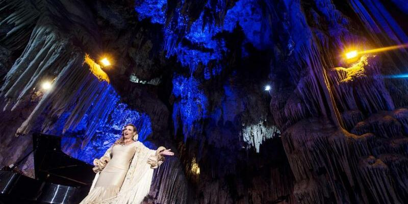 Nerja-Höhle - Foto: Jorge Zapata/EFE/Archiv