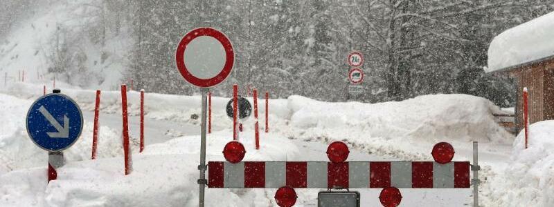 Winter in Bayern - Foto: Karl-Josef Hildenbrand
