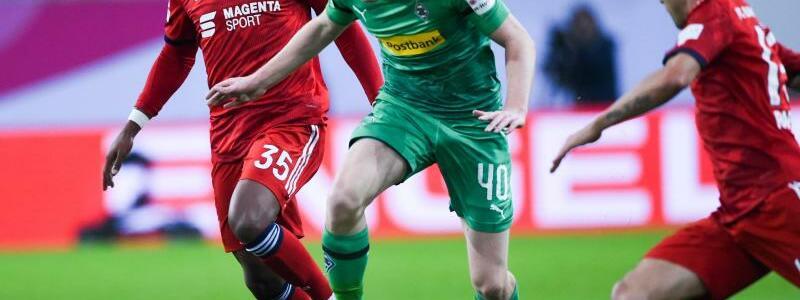 FC Bayern München - Borussia Mönchengladbach - Foto: Christophe Gateau