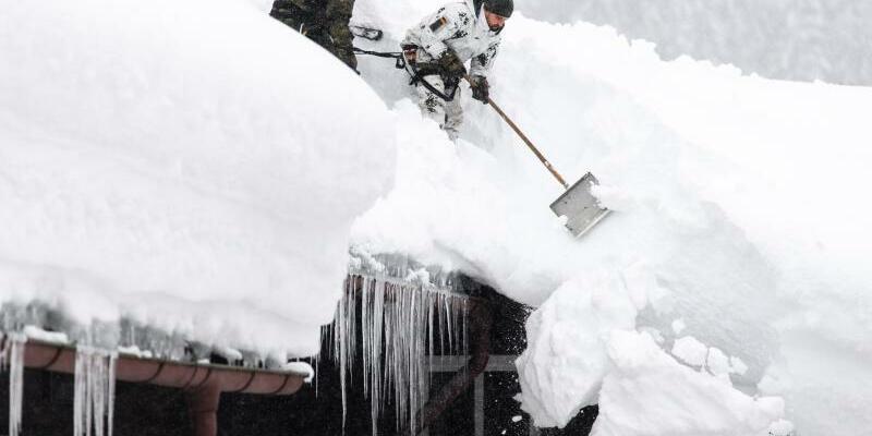Winter in Bayern - Foto: Matthias Balk