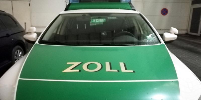 Zoll - Foto: über dts Nachrichtenagentur
