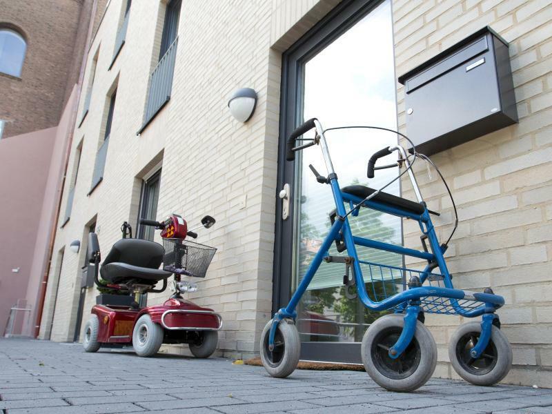Seniorenwohnung - Foto: Friso Gentsch