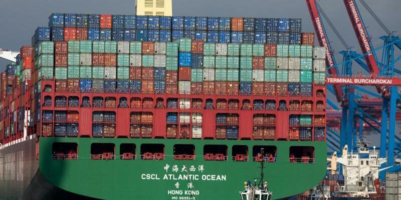 Containerschiff - Foto: Christian Charisius