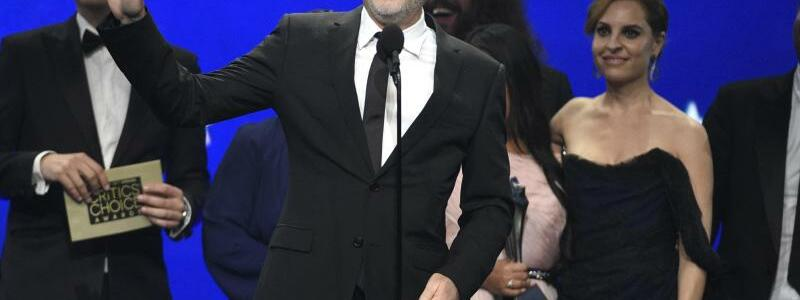Critic's Choice Awards - Alfonso Cuarón - Foto: Chris Pizzello