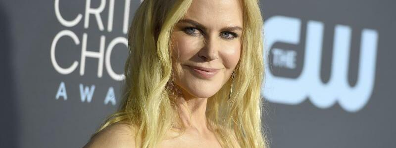 Critics' Choice Awards - Nicole Kidman - Foto: Jordan Strauss