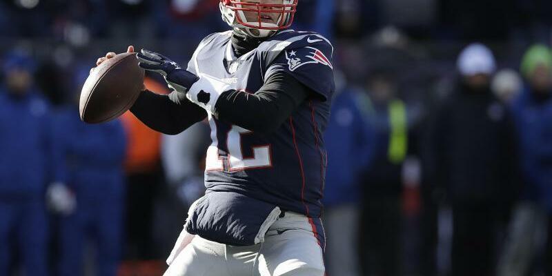 Tom Brady - Foto: Charles Krupa/AP