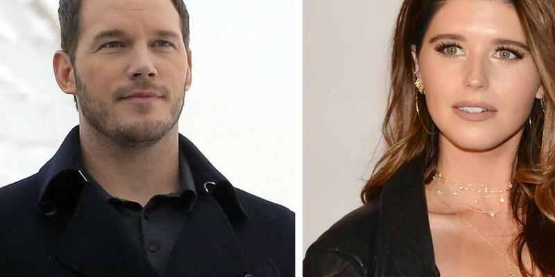 Chris Pratt und Katherine Schwarzenegger - Foto: Maxim Shipenkov;Billy Bennight