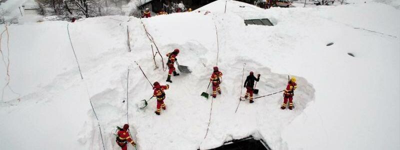 Winter in Bayern - Foto: DLRG Bayern